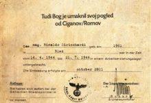 Tudi bog je umaknil svoj pogled od Ciganov/Romov : Berša bibahtalipe Romenghere : Naci holokausta